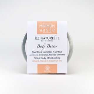 Almond and Jasmine Body Butter