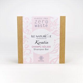 Keratin Shampoo Bar