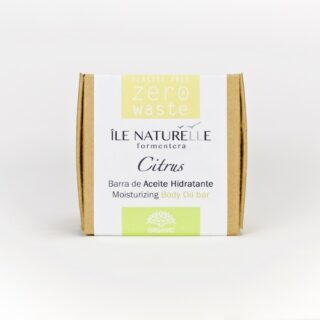 Citrus Moisturizing Body Oil Bar