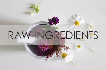 Raw Ingrendients